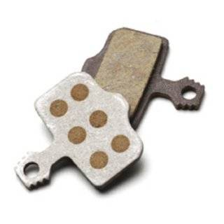 Avid Elixir Brake Pads Organic Comp, Alloy Back Set of 2