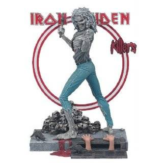 Iron Maiden Eddie the Trooper McFarlane Spawn Action