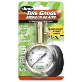 Auto Meter 2343 Autogage Mechanical Tire Pressure Gauge Automotive