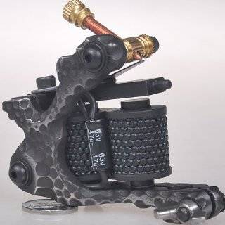 Handmade Cast Iron Tattoo Machine Liner Shader Gun DM 8.