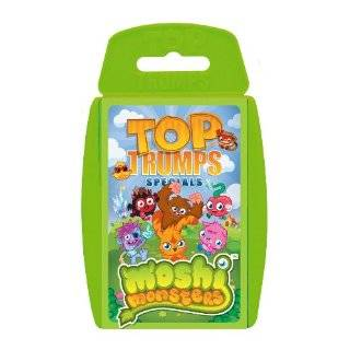 moshi monsters trading cards Toys & Games
