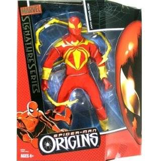 Spider man Classic Heroes Figure Assortment   IRON SPIDER