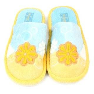 Soft Cushion Indoor Outdoor Rubber Sole Slippers Blue XL 11 Shoes