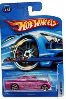 Hot Wheels Shoe Box Diecast Car