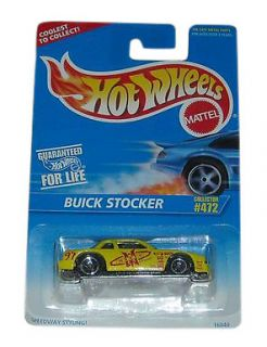 Hot Wheels Buick Stocker Diecast Car