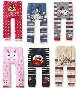 New Boy Girls Baby Toddler Infant Clothes Animal Legging Tight Leg Warmer Socks