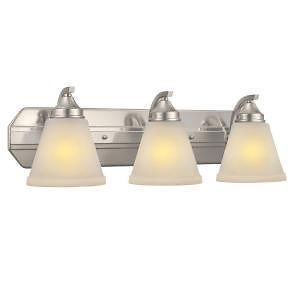 Hampton Bay Bathroom Light Fixture