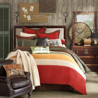 Woolrich Bear Creek 7pcs King Comforter Set