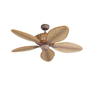 Monte Carlo Cheetah Ceiling Fan Cheetah 5CE520C w Faux Alabaster Light Kit