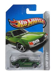 Hot Wheels 1970 Toyota Celica Diecast Car
