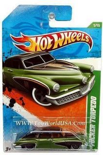 Hot Wheels Tucker Torpedo Diecast Car