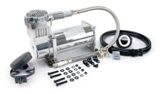 Viair 380C Chrome Compressor Air Ride Suspension