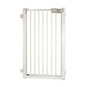 Cardinal Gates Lock N Block Sliding Door Gate White Security Safety Baby Infant