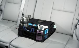 Ideal Neat Car Front Seat Console Organizer Storage Caddy Cup Holder Accessories