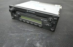 VW 1999 2008 MK4 Jetta GTI Golf Passat B5 Front Factory CD Player  WMA