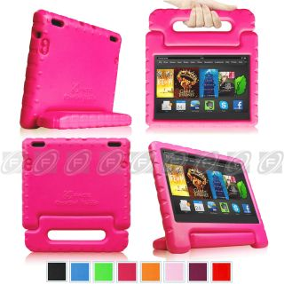 "For 2013 Kindle Fire HDX 7"" Kids Safe Shock Proof Handle Foam Stand Case Cover"