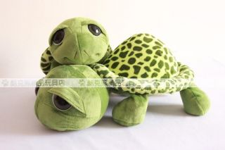 "15"" Big Eyes Turtle Plush Stuffed Animal Toy Gift Toy C3332"