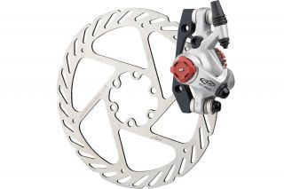 Avid BB7 Road Disc Brake Caliper 140mm Is G2 Rotor Platinum Front or Rear New