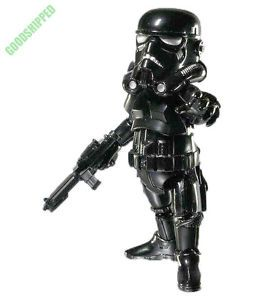 86Hero Herocross Star Wars Shadow Stormtrooper 140mm Diecast HMF 005 Ready Now