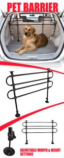 Doggie Blockers Dog Pet Barrier Safety Gate Fence SUV Car Wagon Auto Stop Access