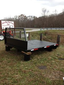 Flat Truck Bed 88'' Wide x 9ft Long Fit Chevy Ford Dodge