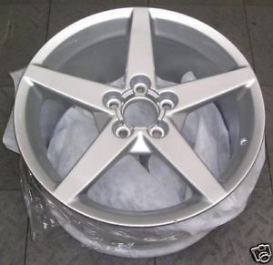 "5106 5209 Chevy Corvette 19"" Factory OE Wheel Rim"