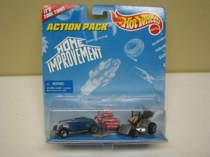 Hot Wheels Tool Time Home Improvement Action Pack