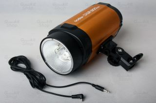 300WS 300W Photography Home Office Aluminum Studio Strobe Photo Flash Light Lamp