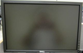 Dell Professional 1909W 19 inch Widescreen Flat Panel LCD Monitor Swivel Stand 884116016496