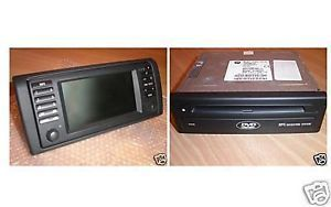 BMW 16 9 GPS Navigation Widescreen LCD Screen Monitor MK4 DVD MKIV 7 5 E38 x5 M5