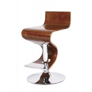 New Adjustable Retro Bar Island Counter Stool Vintage Home Kitchen Furniture
