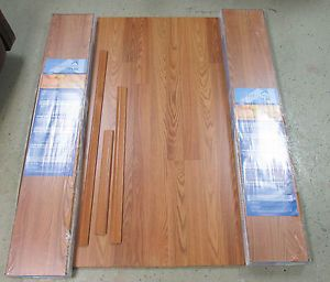 2 New Packs Charisma Plus Hard Wood Flooring 40 Sq ft Hardwood Laminate Flooring