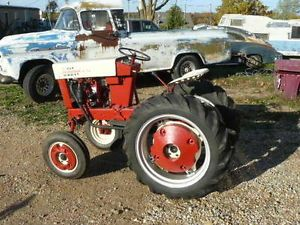 1962 International Harvestor Cub Cadet Lawn Tractor Mower Hi Plow More Info