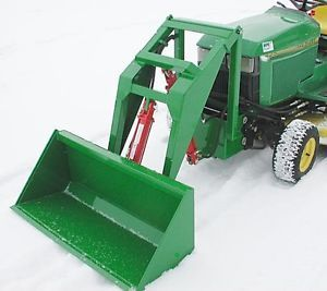 Or Bilt com Garden Tractor Loaders Fit John Deere Lawn and Garden Tractors