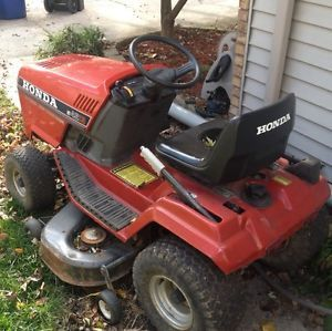 Honda HT3813 HT4213 Lawn Mower Riding Lawn Tractor