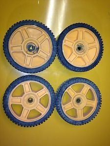 Poulan Pro 22 inch 961240002 00 Wheel Tire Rear Front Propelled Lawn Mower Parts