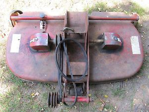 "Wheel Horse Lawn Garden Tractor 36"" Rear Discharge Gear Drive Mower Deck"