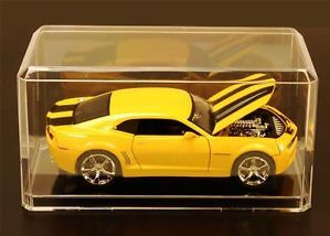 Acrylic Display Cases 24 1 24 Scale Diecast Model Cars Trucks Collectibles