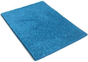 Crazy Blue Indoor Area Rug Carpet 25 5 oz Bedrooms Living Room Dining Rooms