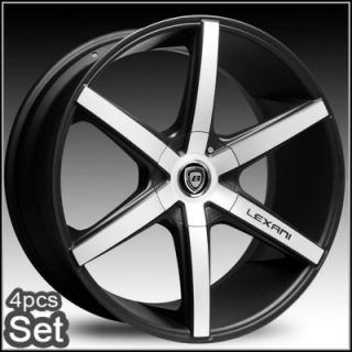 26inch Lexani R Six Wheels for Land Range Rover Rims