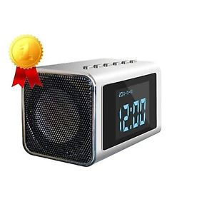 New Spy Camera Nanny Mini Clock Radio Hidden Covert DVR 32 GB SD Video Audio