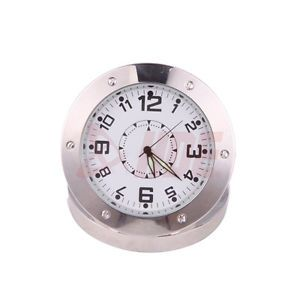 Mini Covert Hidden Camera Alarm Clock Nanny Cam DVR Motion Detection Camcorder