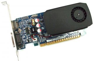 626891 001 HP NVIDIA GeForce GT420 PCI E 2GB DDR3 Graphics Card