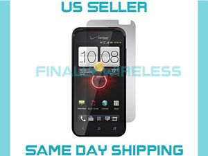 HTC Droid Incredible 4G LTE ADR6410L Anti Scratch LCD Screen Cover Clear X3