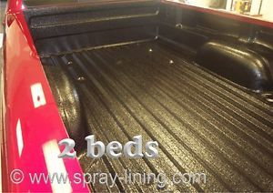 Truck Bed Liner Spray