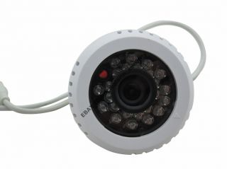 S05 Dome TV Out TF DVR CCTV Recorder Infrared Motion Detection Security Camera