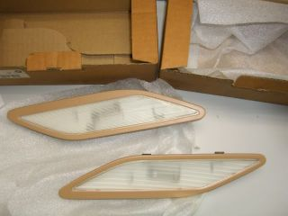 Brand New Original BMW E39 Interior Rear Lights Beige