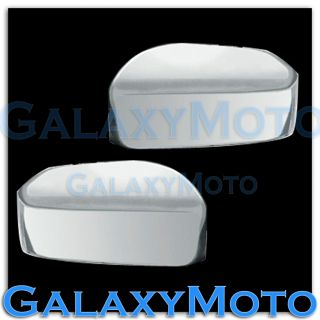 03 07 Honda Accord Triple Chrome ABS Mirror Cover A Pair