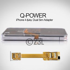 Dual Sim Card Adapter iPhone 4