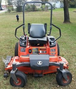 "Kubota ZD326 P 60"" Diesel Zero Turn Commercial Riding Lawn Mower"